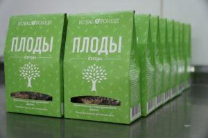 Картонная упаковка от rasfasovat.ru