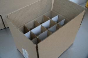Картонная коробка от rasfasovat.ru